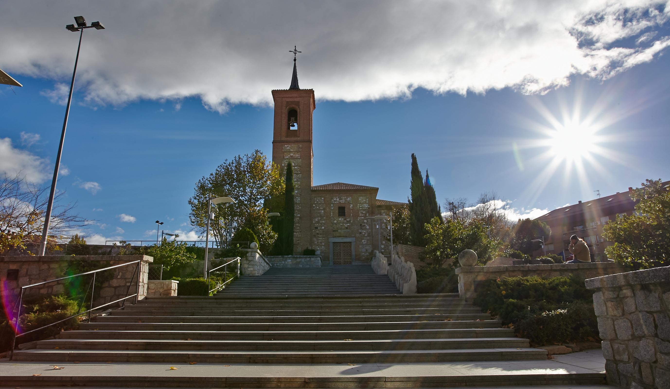 San miguel de las rozas for Mudanzas en las rozas